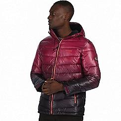 Regatta - Burgundy 'Azuma' insulated jacket