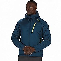 Regatta - Blue 'Capen' insulated jacket