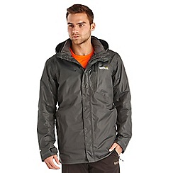 Regatta - Seal grey whitehall waterproof jacket