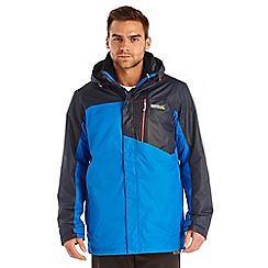 Regatta - Oxford blue whitehall waterproof jacket