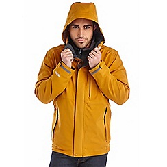 Regatta - Mustard northmore 3 in 1 waterpoof jacket