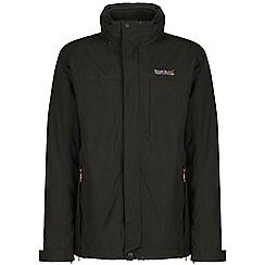 Regatta - Green Northmore 3 in 1 waterpoof jacket