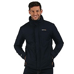 Regatta - Navy blue Northmore 3 in 1 waterpoof jacket