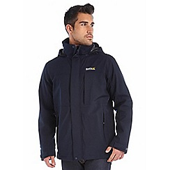 Regatta - Navy northmore 3 in 1 waterpoof jacket