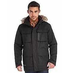 Regatta - Black skysail waterproof jacket