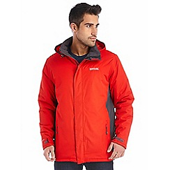 Regatta - Red thornridge waterproof jacket