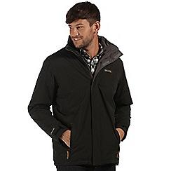 Regatta - Black Thornridge waterproof jacket