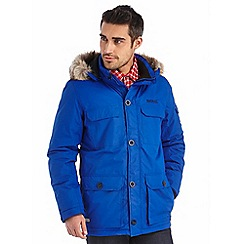 Regatta - Bright blue aden waterproof jacket