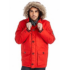 Regatta - Red aden waterproof jacket