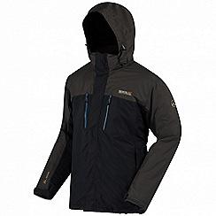 Regatta - Navy Fabens waterproof jacket