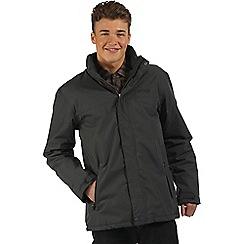 Regatta - Seal grey Hesper waterproof jacket