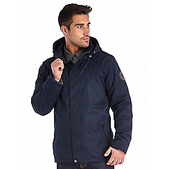Regatta - Navy hesper waterproof jacket
