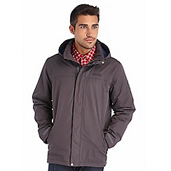 Regatta - Grey hesper waterproof jacket
