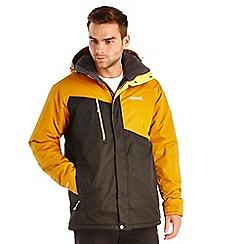 Regatta - Black fermont waterproof jacket
