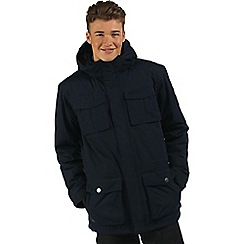 Regatta - Navy Penkar waterproof parka