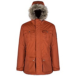 Regatta - Orange Saltoro waterproof parka