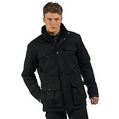 Regatta - Black Ellingwood waterproof jacket