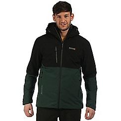 Regatta - Green Wentwood 3 in 1 jacket