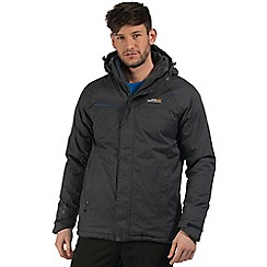 Regatta - Navy Highside waterproof jacket