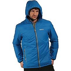 Regatta - Blue Tuscan waterproof jacket