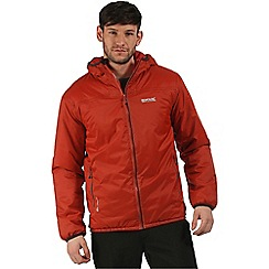 Regatta - Orange Tuscan waterproof jacket
