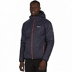 Regatta - Grey 'Tuscan' waterproof insulated jacket