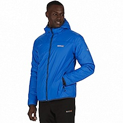 Regatta - Blue 'Tuscan' waterproof insulated jacket