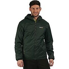 Regatta - Green Tuscan waterproof jacket