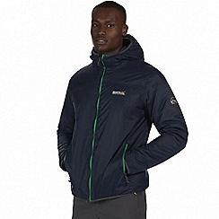 Regatta - Blue 'Tuscan' waterproof insulated jacket