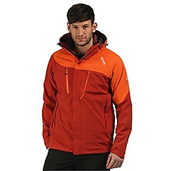 Regatta - Orange Sacramento 3 in 1 jacket