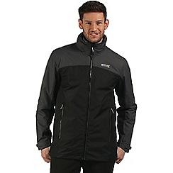 Regatta - Grey Backmoor 3 in 1 waterproof jacket