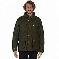 Regatta - Green 'Ellsworth' waterproof insulated jacket