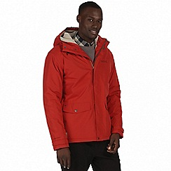 Regatta - Orange 'Sternway' waterproof insulated jacket