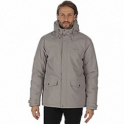 Regatta - Yellow 'Sternway' waterproof insulated jacket