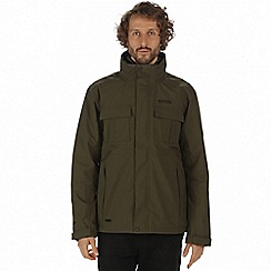 Regatta - Green 'Northton' 3-in-1 jacket