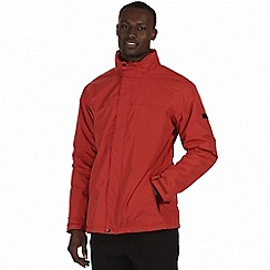 Regatta - Orange 'Hesper' waterproof insulated jacket