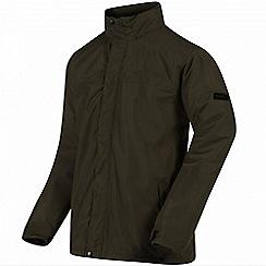 Regatta - Green 'Hesper' waterproof insulated jacket