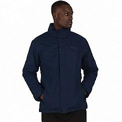 Regatta - Blue 'Hesper' waterproof insulated jacket
