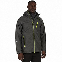 Regatta - Grey 'Glyder' 3-in-1 jacket