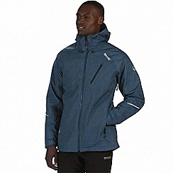Regatta - Blue 'Glyder' 3-in-1 jacket