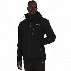 Regatta - Black 'Wentwood' 3-in-1 jacket