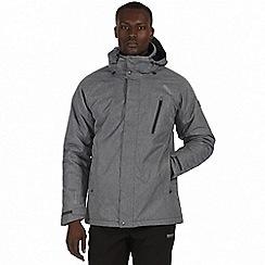 Regatta - Grey 'Highside' waterproof insulated jacket