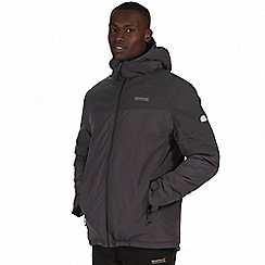 Regatta - Grey 'Garforth' waterproof insulated jacket