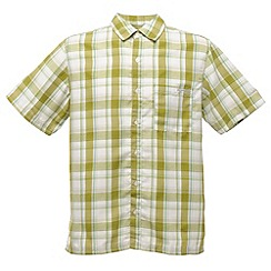 Regatta - Spring green brennen shirt