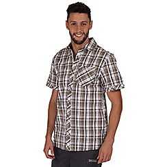 Regatta - Fauna deakin checked shirt