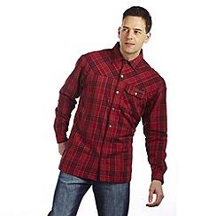Regatta - Dk burgundy taylar shirt