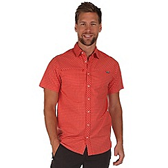 Regatta - Orange honshu short sleeve shirt