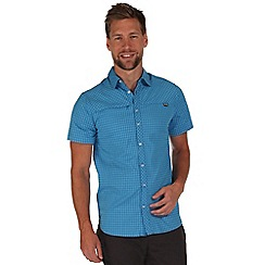 Regatta - Pluto blue honshu short sleeve shirt