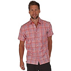 Regatta - Orange kalambo short sleeve shirt
