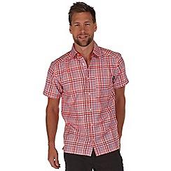 Regatta - Orange kalambo short sleeve shirt